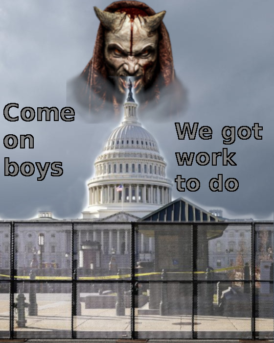 Satanists in the Capital